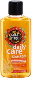 Farmona Tutti Frutti Argan Oil & Cranberry champô para cabelo normal