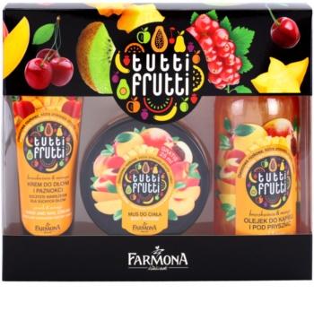 Farmona Tutti Frutti Peach & Mango coffret I.