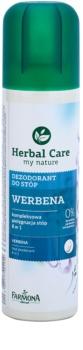 Farmona Herbal Care Verbena deodorante per i piedi 8 in 1