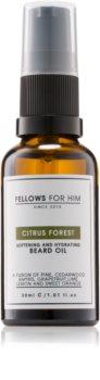 Fellows for Him Citrus Forest óleo para barba