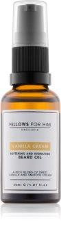 Fellows for Him Vanilla Cream huile pour barbe