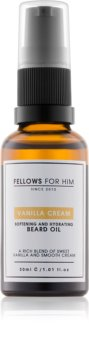 Fellows for Him Vanilla Cream ulei pentru barba