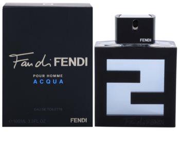 Fendi Fan di Fendi Pour Homme Acqua toaletná voda pre mužov