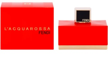 Fendi L'Acquarossa eau de toilette for Women