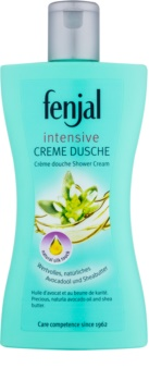 Fenjal Intensive crème de douche au beurre de karité
