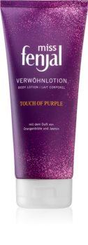 Fenjal Touch Of Purple testápoló tej