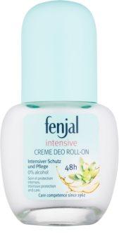 Fenjal Intensive deodorante roll-on in crema 48 ore