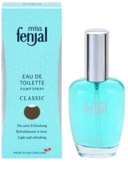 Fenjal Miss Classic eau de toilette con vaporizador para mujer