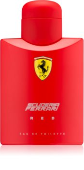 Ferrari Scuderia Ferrari Red Eau de Toilette para hombre
