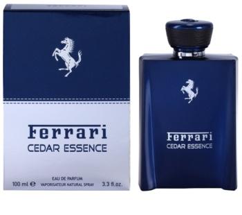 Ferrari Cedar Essence Eau deParfum para homens