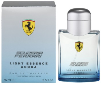 Ferrari Scuderia Ferrari Light Essence Acqua toaletná voda unisex