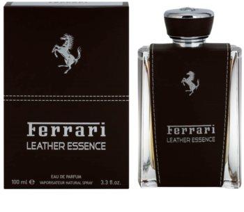 Ferrari Leather Essence eau de parfum para hombre 100 ml