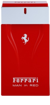 Ferrari Man in Red Eau de Toilette para hombre