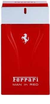 Ferrari Man in Red Eau de Toilette uraknak