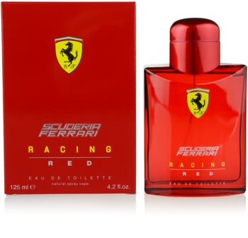 Ferrari Scuderia Ferrari Racing Red eau de toilette for Men