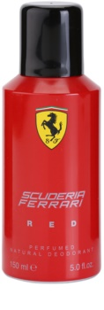 Ferrari Scuderia Ferrari Red desodorizante em spray para homens