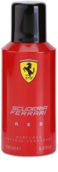 Ferrari Scuderia Ferrari Red dezodorant v spreji pre mužov