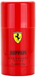 Ferrari Scuderia Ferrari Red desodorante en barra para hombre 75 ml