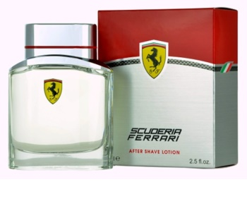 Ferrari Scuderia Ferrari after shave para homens