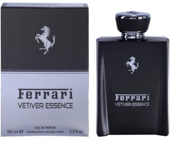 Ferrari Vetiver Essence Eau de Parfum for Men