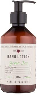 Fikkerts Fruits of Nature Green Tea leite hidratante para mãos