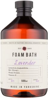 Fikkerts Fruits of Nature Lavender Bath Foam