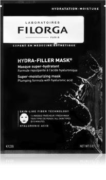 Filorga Hydra Filler maschera idratante viso con acido ialuronico