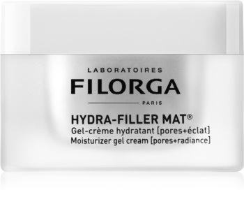 Filorga Hydra Filler MAT mattierende und feuchtigkeitsspendende Gel-Creme für normale Haut und Mischhaut