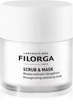 Filorga Scrub & Mask mască exfoliantă oxigenantă pentru regenerarea celulelor pielii