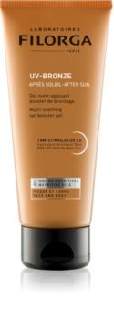 Filorga UV-Bronze gel apaisant pour stimuler le bronzage