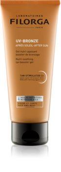 Filorga UV-Bronze zklidňující gel pro podporu opálení