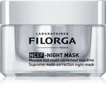 Filorga NCEF Night Mask maseczka intensywnie odnawiająca regenerujące skórę