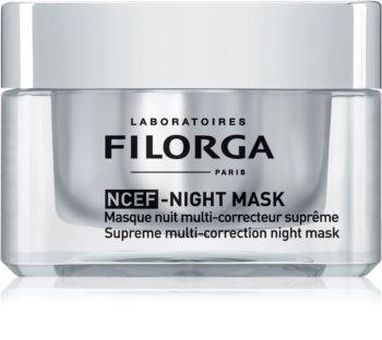 Filorga NCEF Night Mask интензивна възстановяваща маска за регенериране на кожата