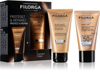 Filorga UV-Bronze козметичен комплект I. за жени