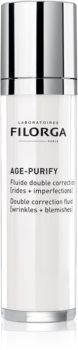 Filorga Age-Purify fluid przeciwzmarszczkowy do skóry tłustej i mieszanej
