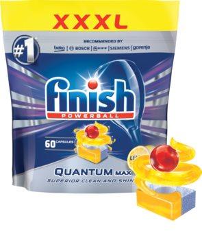 Finish Quantum Max Lemon таблетки за съдомиялна машина