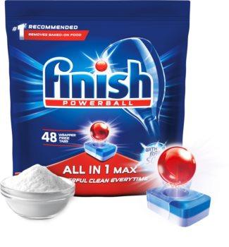 Finish All in 1 Max Soda Geschirrspültabs