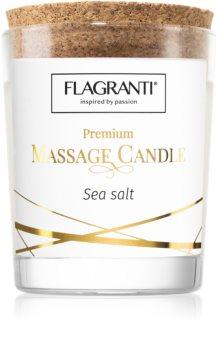 Flagranti Massage Candle Sea Salt Bougie de massage