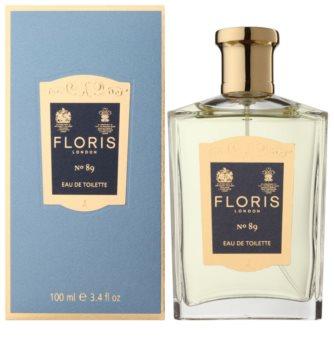 Floris No 89 Eau de Toilette pentru bărbați