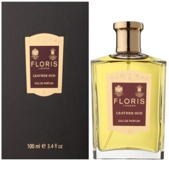 Floris Leather Oud парфюмированная вода унисекс