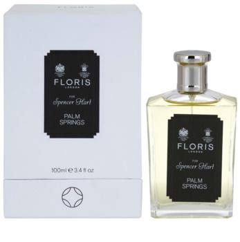 Floris Palm Springs Eau de Parfum para homens 100 ml