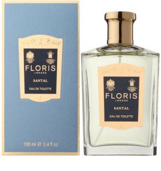 Floris Santal eau de toilette pentru bărbați