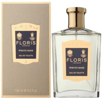 Floris White Rose eau de toilette para mulheres