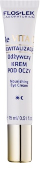 FlosLek Laboratorium Re Vita C 40+ Nourishing Night Cream for Eye Area