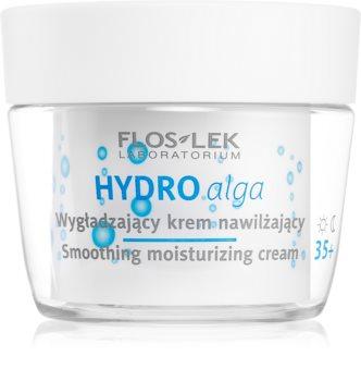 FlosLek Laboratorium Hydro Alga vyhladzujúci hydratačný krém 35+