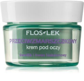 FlosLek Laboratorium Eye Care crema de ochi cu efect antirid