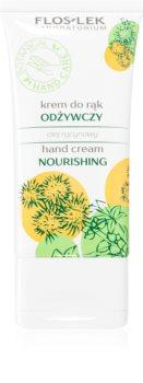 FlosLek Laboratorium Hand Cream Nourishing подхранващ крем за ръце