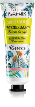 FlosLek Laboratorium Hand Care Orient Regenerating Hand Cream