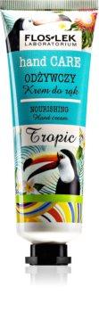 FlosLek Laboratorium Hand Care Tropic crème nourrissante mains
