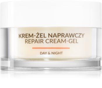 FlosLek Laboratorium Skin Care Expert All In One crema gel pentru regenerarea și reînnoirea pielii
